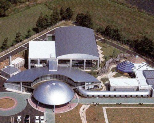 ステンレス防水屋根